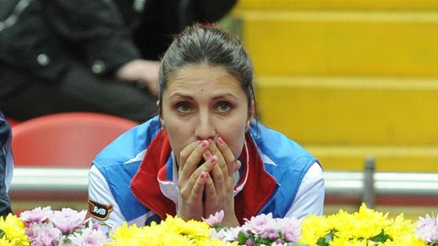 Россия влетела Словакии в Кубке Федерации и не вышла в плей-офф