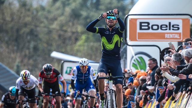 Valverde est venu, il a vu et encore vaincu !