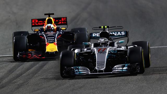 Bottas bei Tests in Bahrain Schnellster