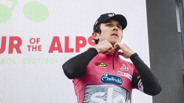 Thomas takes Tour of the Alps queen stage, overalllead