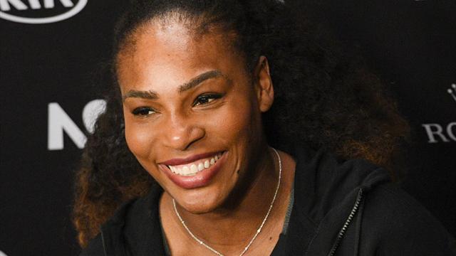 Serena Williams deutet Schwangerschaft an
