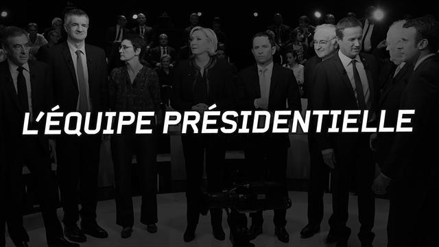 Le Pen dernier rempart, Poutou en sentinelle... Notre équipe-type de la présidentielle