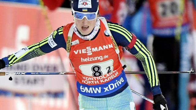 Dopingsperre von Biathletin Abramowa durch CAS annuliert
