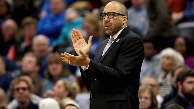 28 000 euros d'amende pour Fizdale, l'entraîneur de Memphis