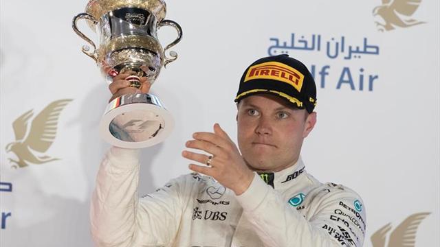 Bottas acaba al frente en Baréin, Sainz tercero y McLaren muestra progresos