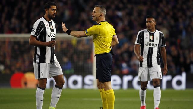 Juventus-Atletico Madrid, arbitra l'olandese Kuipers: i precedenti con i bianconeri