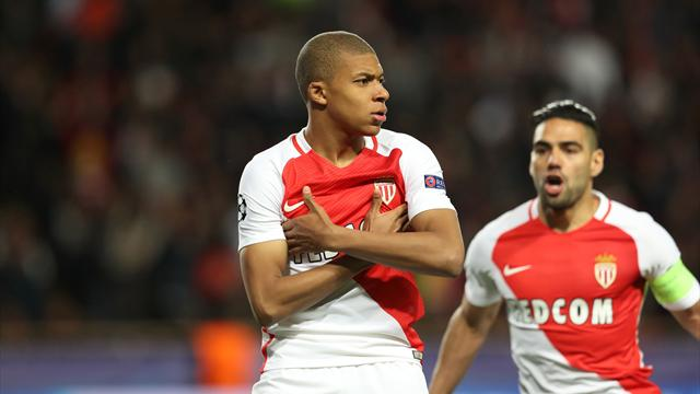Mbappe's spectacular rise: Europe continues to marvel Monaco's 18-year-old prodigy