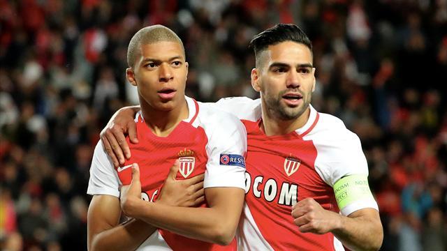 Falcao : «Mbappé ? Pour le moment, il est à Monaco»