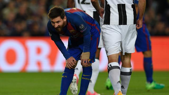 Champions League, Barcellona-Juventus 0-0