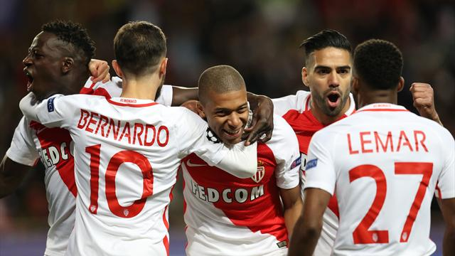 Mbappe stars as Monaco cruise past Dortmund