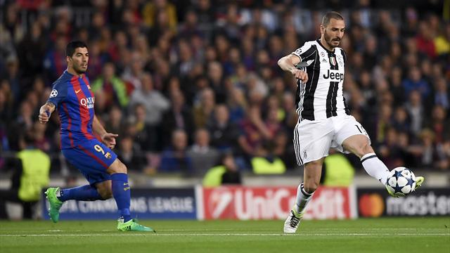 Le pagelle di Barcellona-Juventus 0-0: Bonucci monumentale, Suarez inesistente