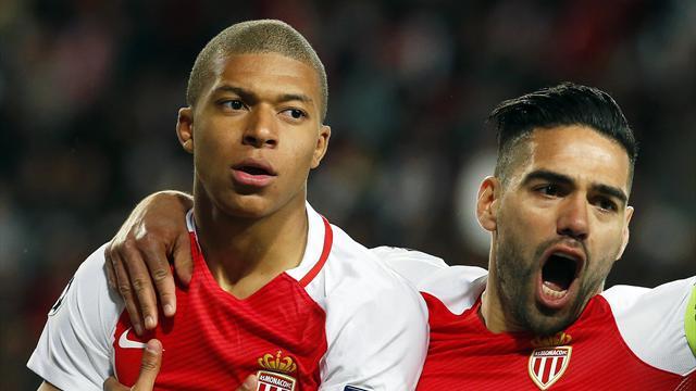El Mónaco golea al Dortmund (3-1) y estará en el sorteo de semifinales del viernes (12h, Eurosport)