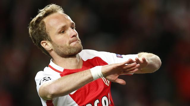 Raggi et Germain seuls cadres titulaires pour Monaco