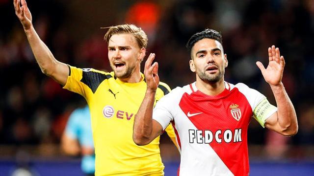 Mbappé y Falcao entran en el club de los cinco goles