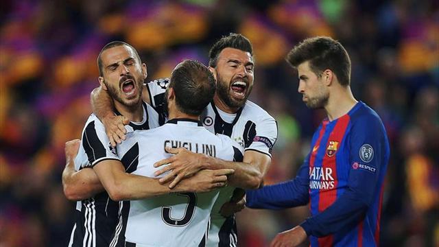 """Piqué: """"En líneas generales, el Juventus ha sido mejor en la eliminatoria"""""""