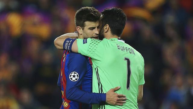"""Piqué va con la Juventus para ganar la Champions: """"Les deseo lo mejor"""""""