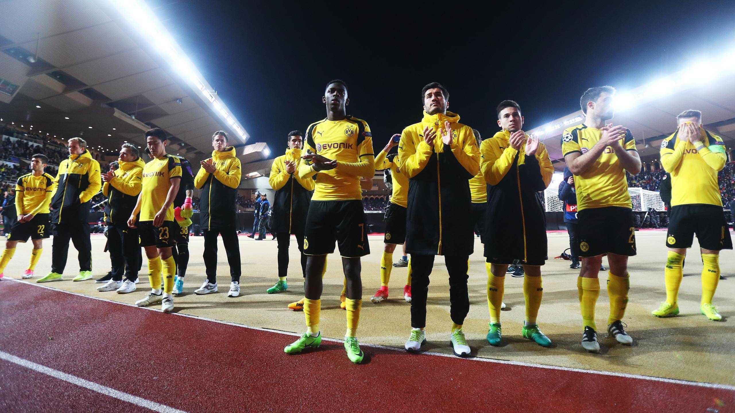Spiel Dortmund Monaco