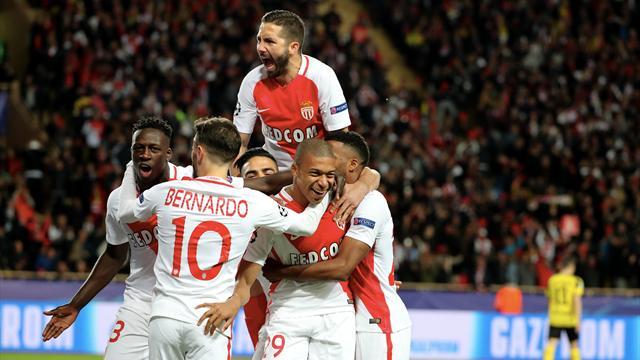 Monaco 13 yıl sonra yarı finalde