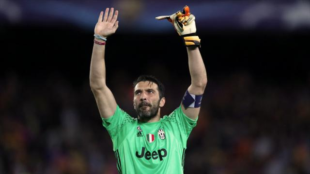 Barcelona 0 Juventus 0 (0-3 agg)