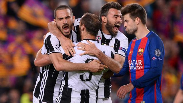 Barca-Serien enden, Juve mit Traum-Bilanz und Premiere
