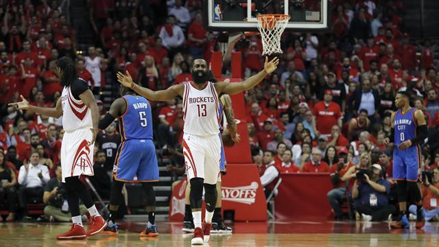 Westbrook a tout tenté, Harden et Houston ont encore gagné