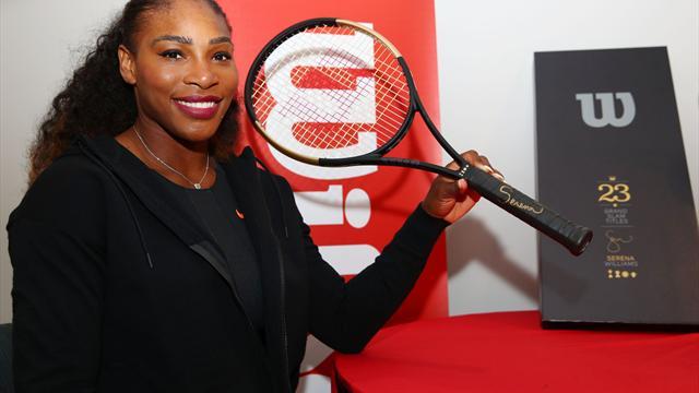 Serena bu sezon yok