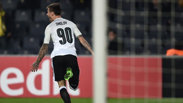 «Спорт-Экспресс»: Смолов может продолжить карьеру в «Эвертоне»