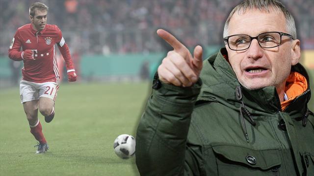 """""""Wir suchen keinen Lahm-Nachfolger"""": Reschke erklärt den Bayern-Plan"""
