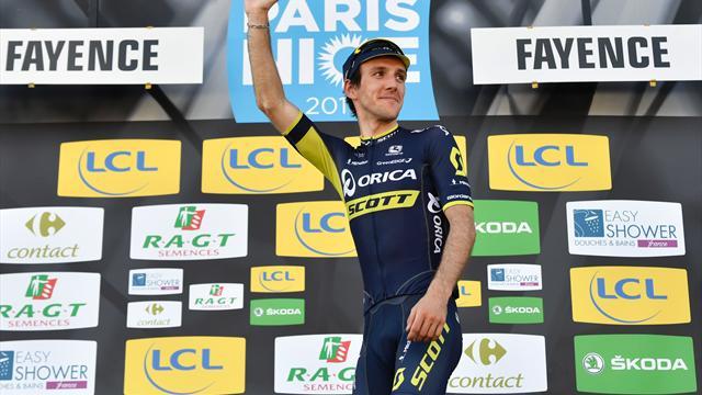 Le Tour plutôt que le Giro pour Simon Yates, lieutenant de Chaves