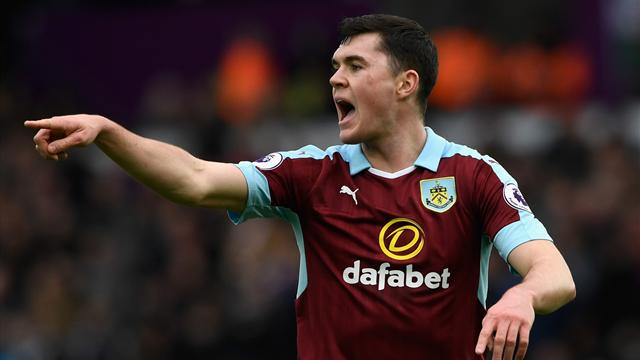 Man Utd and Spurs target Keane 'to leave Burnley at the end of the season'