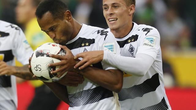 Gladbach auch gegen Dortmund ohne Raffael - Hazard fraglich