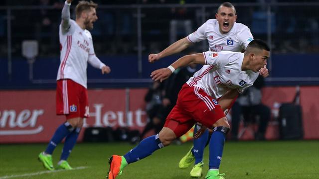 HSV atmet auf: Papadopoulos, Wood und Djourou wieder dabei