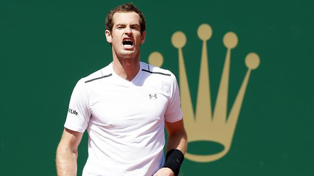 Masters 1.000 Montecarlo, Andy Murray-Albert Ramos: Deja al rey sin corona 6-2, 2-6 y 5-7