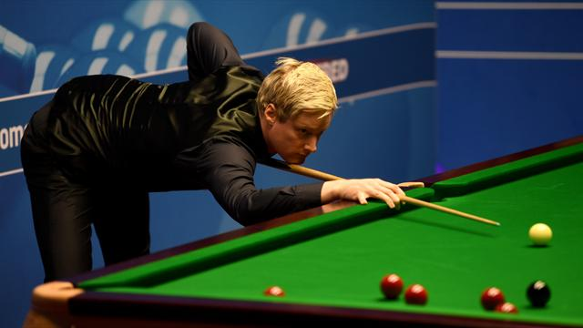 World Championship: Robertson sees off Saengkham