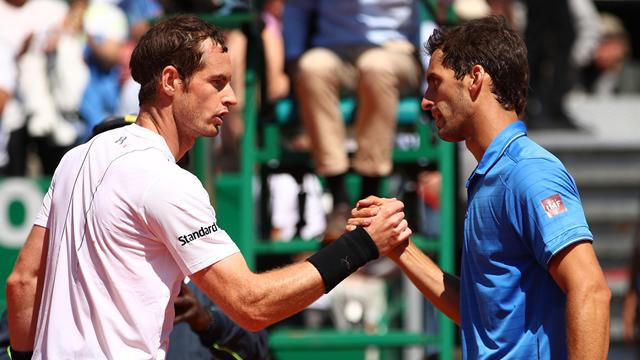 Murray throws away 4-0 third-set lead in defeat to Ramos-Vinolas