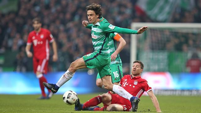 Werder ohne Delaney gegen Ingolstadt - Entwarnung bei Sane und Kruse