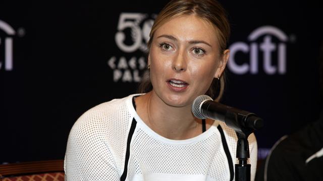 French Open: Entscheidung über Scharapowa-Wildcard am 15. Mai