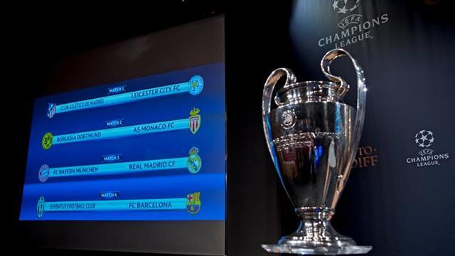 Real Madrid y Atlético esperan suerte para repetir final
