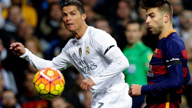 Ronaldo, Saúl y Piqué, en el once ideal de la jornada de la Liga de Campeones