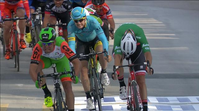 Tour of Croatia: Nicola Ruffoni wins after perfect Bardiani lead-out