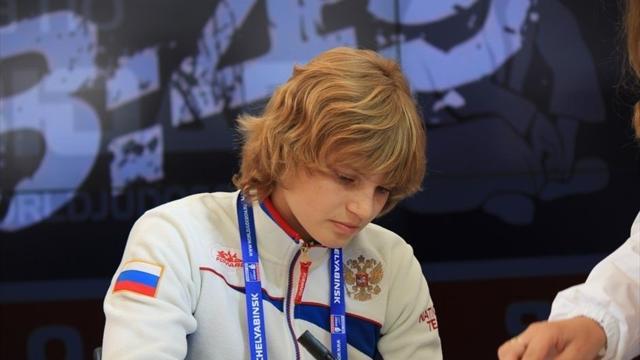 Кузнецова завоевала серебряную медаль чемпионата Европы по дзюдо