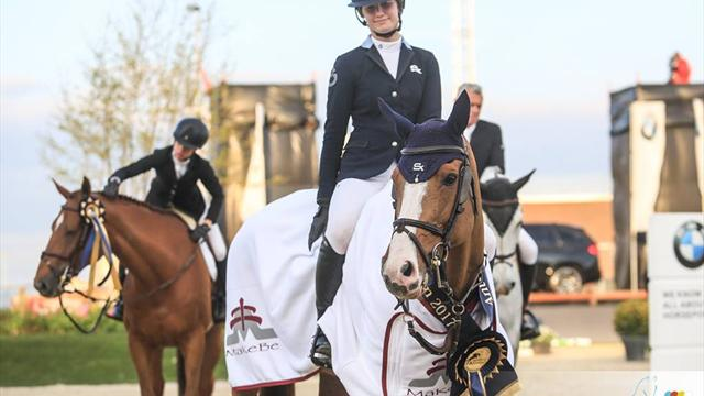 """Welgekomen to Antwerp"": Belgium Hosts this Weekend's CSI5* and JumpingClash Challenge"
