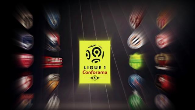 """Et maintenant, voilà la """"Ligue 1 Conforama""""..."""