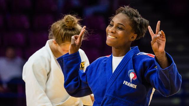 Paris - Judo: Priscilla Gneto fait déjà le poids aux Championnats d'Europe