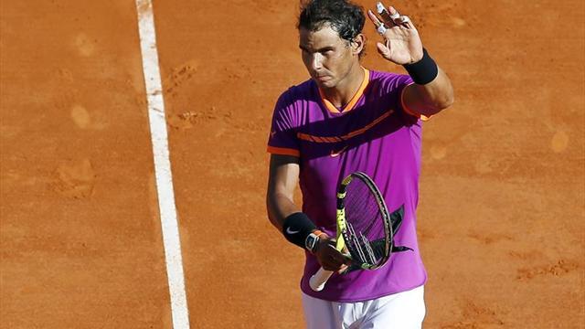 Nadal vence a Zverev y logra los cuartos de final