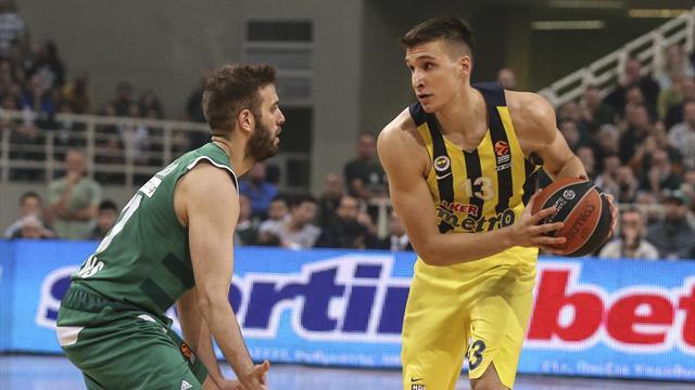 Fenerbahçe, Final Four'un bir adım uzağında