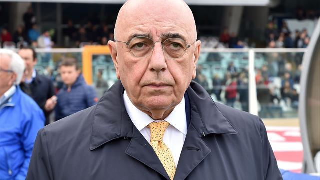 Mundo Deportivo: Галлиани отказался от работы в «Реале»