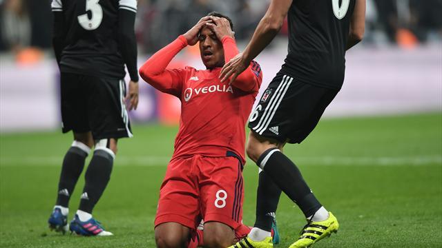 EN DIRECT : Prolongation entre Lyon et Besiktas