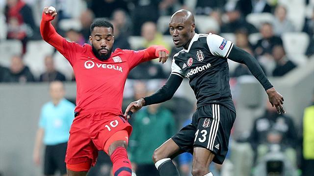 Beşiktaş yarı finali penaltılarla kaçırdı