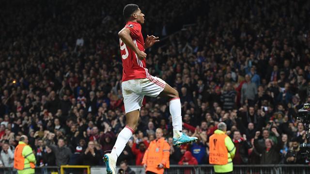 Manchester United a souffert mais sera au rendez-vous des demies